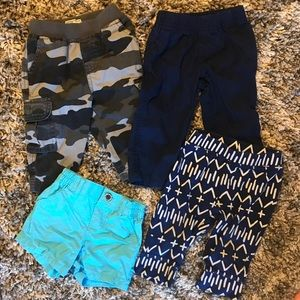 Other - Bundle of Boys' 6-9mo Bottoms